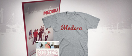Buy Medora on DVD and iTunes
